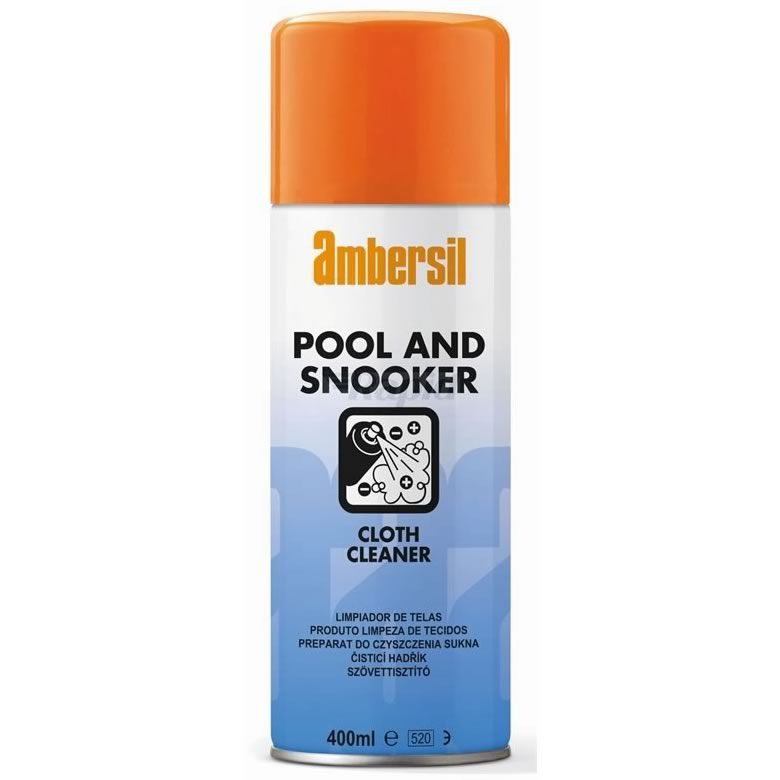 Pool & Snooker Cloth Cleaner - Free Pool Table Accessories