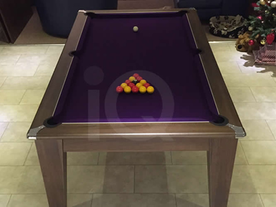 Gatley Walnut Pool Table