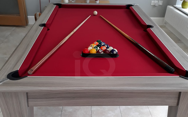 Gatley Pool Dining Table 7ft