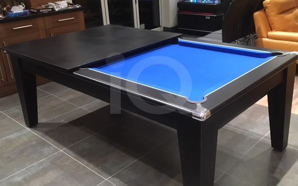 Gatley Black Pool Dining Table