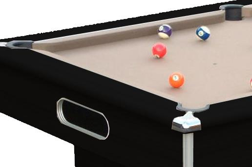 Gatley Classic Slimline 6ft Pool Table