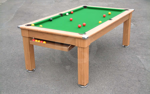Gatley Oak Pool Dining Table