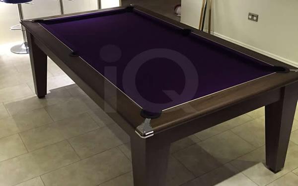 Gatley Walnut Pool Dining Table